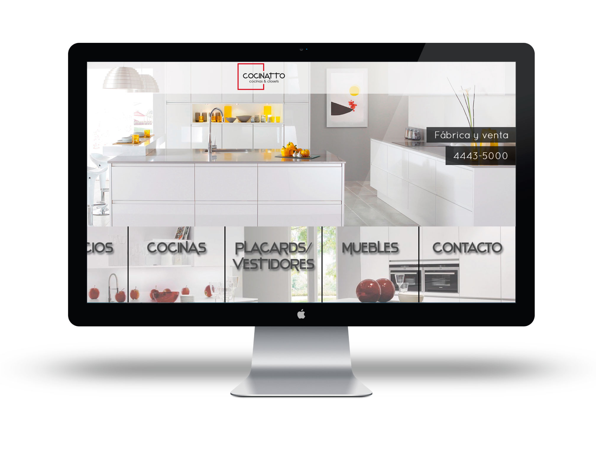 cocinatto web